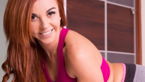 Sexy Runner VirtualRealPorn Bianca Resa Miguel Zayas vr porn video vrporn.com virtual reality