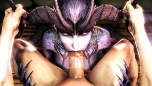 This Desire Demon Is Taking Orders And Giving Head DarkDreams Desire Demon vr porn video vrporn.com virtual reality