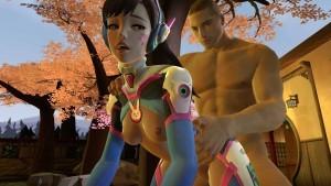 D.Va Needs Some Loving Too! DarkDreams D.va vr porn video vrporn.com virtual reality