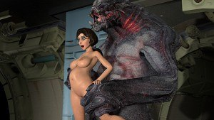 Watch Elizabeth getting fucked by a monster CGI Girl ViceSFM vr porn video vrporn.com virtual reality