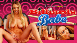 Billiards Babe - Tight Molly Mae Masturbation VR3000 Molly Mae VR porn video vrporn.com