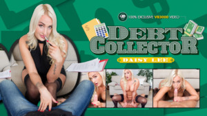 Debt Collector VR3000 Daisy Lee vr porn video vrporn.com virtual reality