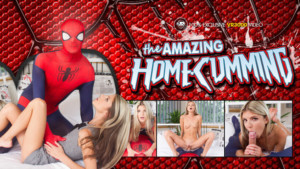 The Amazing HomeCumming VR3000 Gina Gerson vr porn video vrporn.com virtual reality