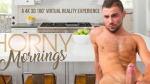 [Gay]Horny Mornings VRBGay Jeffrey Lloyd vr porn video vrporn.com virtual reality