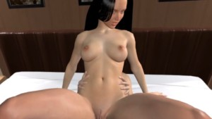 [SHEMALE] *Futanari DickGirlsVR* – New Sex Position: Reverse Cowgirl! (Version 0.20) DickGirlsVR vr porn game vrporn.com virtual reality