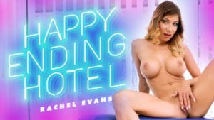 Happy Ending Hotel RealityLovers Rachel Evans vr porn video vrporn.com virtual reality