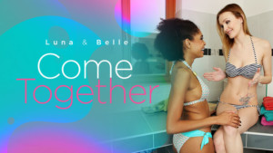Luna And Belle Come Together RealityLovers LunaCrazon BelleClaire vr porn video vrporn.com virtual reality