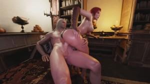 Corvo cartoon porno