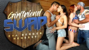Girlfriend Swap RealityLovers Henessy Eva Berger vr porn video vrporn.com virtual reality