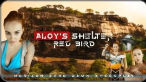 Aloy's Shelter POV RealityLovers Red_Bird vr porn video vrporn.com virtual reality
