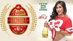 Asian Hangover VRBangers Mia Li vr porn video vrporn.com virtual reality