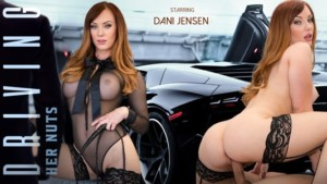 Driving Her Nuts VR Bangers Dani Jensen vr porn video vrporn.com virtual reality