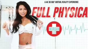 Full Physical - The Sexy Doctor Curall VRBangers Morgan Lee vr porn video vrporn.com virtual reality