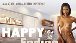 [Shemale] Happy Ending VRBTrans Natassia Dreams vr porn video vrporn.com virtual reality