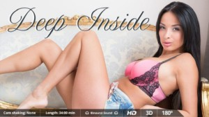 Deep Inside - Enter Deep Inside Her Ass vr porn video vrporn.com virtual reality