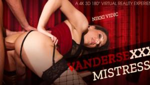 [Shemale] Vandersexxx Mistress VRBTrans Nikki Vidic vr porn video vrporn.com virtual reality