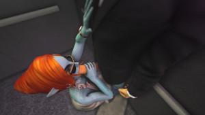The Legend of Zelda – Midna's Elevator Meet-up DarkDreams vr porn video vrporn.com virtual reality