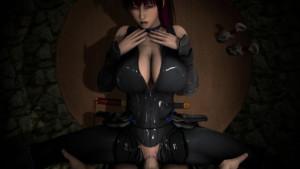 Dead or Alive - Kasumi's Dinner Date DarkDreams vr porn video vrporn.com virtual reality