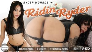 Ryder Monroe in Ridin' Ryder GroobyVR Ryder Monroe vr porn video vrporn.com virtual reality