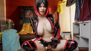 Kill La Kill A XXX Parody VRCosplayX Lucia Love vr porn video vrporn.com virtual reality