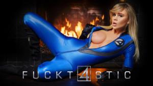 Fucktastic Four VRCosplayX Alexis Adams vr porn video vrporn.com virtual reality