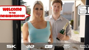 RealJamSwing - Friendly Neighborhood RealJamVR Blanche Bradburry vr porn video vrporn.com virtual reality