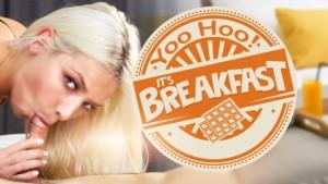 Yoo Hoo It's Breakfast VRConk Karol Lilien vr porn video vrporn.com virtual reality
