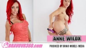 130-3DVR-180-SBS BravoModels Anne Wild vr porn video vrporn.com virtual reality