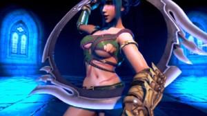 Soulcalibur - Tira's Jolly Side DarkDreams vr porn video vrporn.com virtual reality