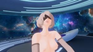 April POV Preview *2B Teaser and Cowgirl Sex* VRAnimeTed vr porn game vrporn.com virtual reality