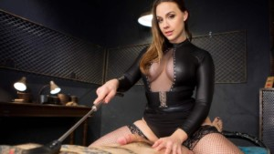 Basement Pet KinkVR Chanel Preston vr porn video vrporn.com virtual reality