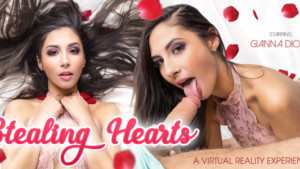 Stealing Hearts VR Bangers Gianna Dior vr porn video vrporn.com virtual reality