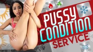 Pussy Condition Service VRConk Maya Bijou vr porn video vrporn.com virtual reality
