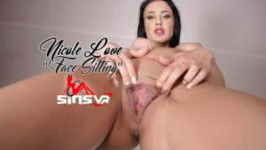 Face Sitting Nicole Love SinsVR Nicole Love vr porn video vrporn.com virtual reality