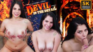 Devil In The Detail VRLatina Ximena Cruz vr porn video vrporn.com virtual reality