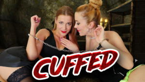 Cuffed With Mandy Paradise And Alexis Crystal StockingsVR Alexis Crystal Mandy vr porn video vrporn.com virtual reality