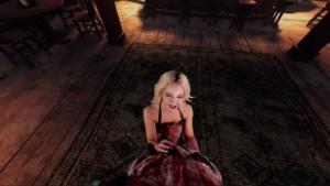 Cowgirl Saloon EvilEyeVR Bella Rose vr porn video vrporn.com virtual reality