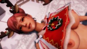 Dead Or Alive - Honoka's Special Present Lewd FRAGGY vr porn video vrporn.com virtual reality