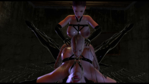 Busty Fantasy Spider Citor3 vr porn game vrporn.com virtual reality