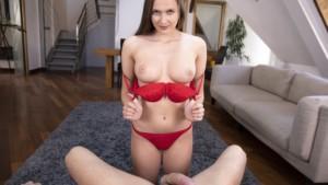 My New Red Lingerie LustReality Stacy Cruz vr porn video vrporn.com virtual reality