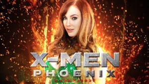 X-Men Phoenix A XXX Parody VRCosplayX Dani Jensen vr porn video vrporn.com virtual reality
