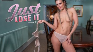 Just Lose It ZexyVR Louise T vr porn video vrporn.com virtual reality