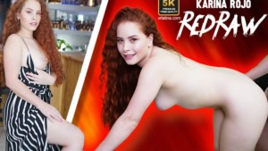 Red Raw VRLatina Karina Rojo vr porn video vrporn.com virtual reality