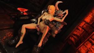 Doom - Teasing Domination DarkDreams vr porn video vrporn.com virtual reality