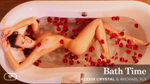 Bath Time VirtualRealPorn Alexis Crystal vr porn video vrporn.com virtual reality