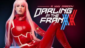 Darling In The Franxx A XXX Parody VRCosplayX Alex Harper vr porn video vrporn.com virtual reality