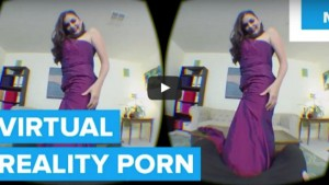 Mashable Tries Out VR Porn at the 2016 CES VR Porn Blog virtual reality